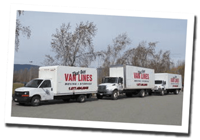 Edmonton movers - That Guy Van Lines
